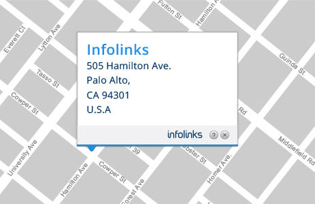 Infolinks offices